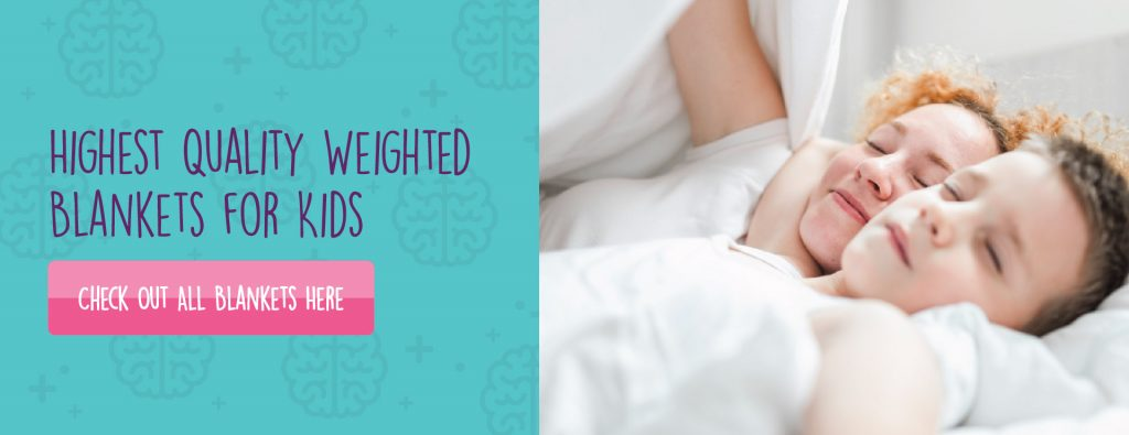 weighted blankets kids